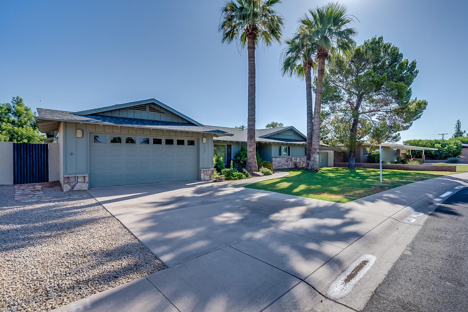 Photo of 332 E GENEVA Drive, Tempe, AZ 85282