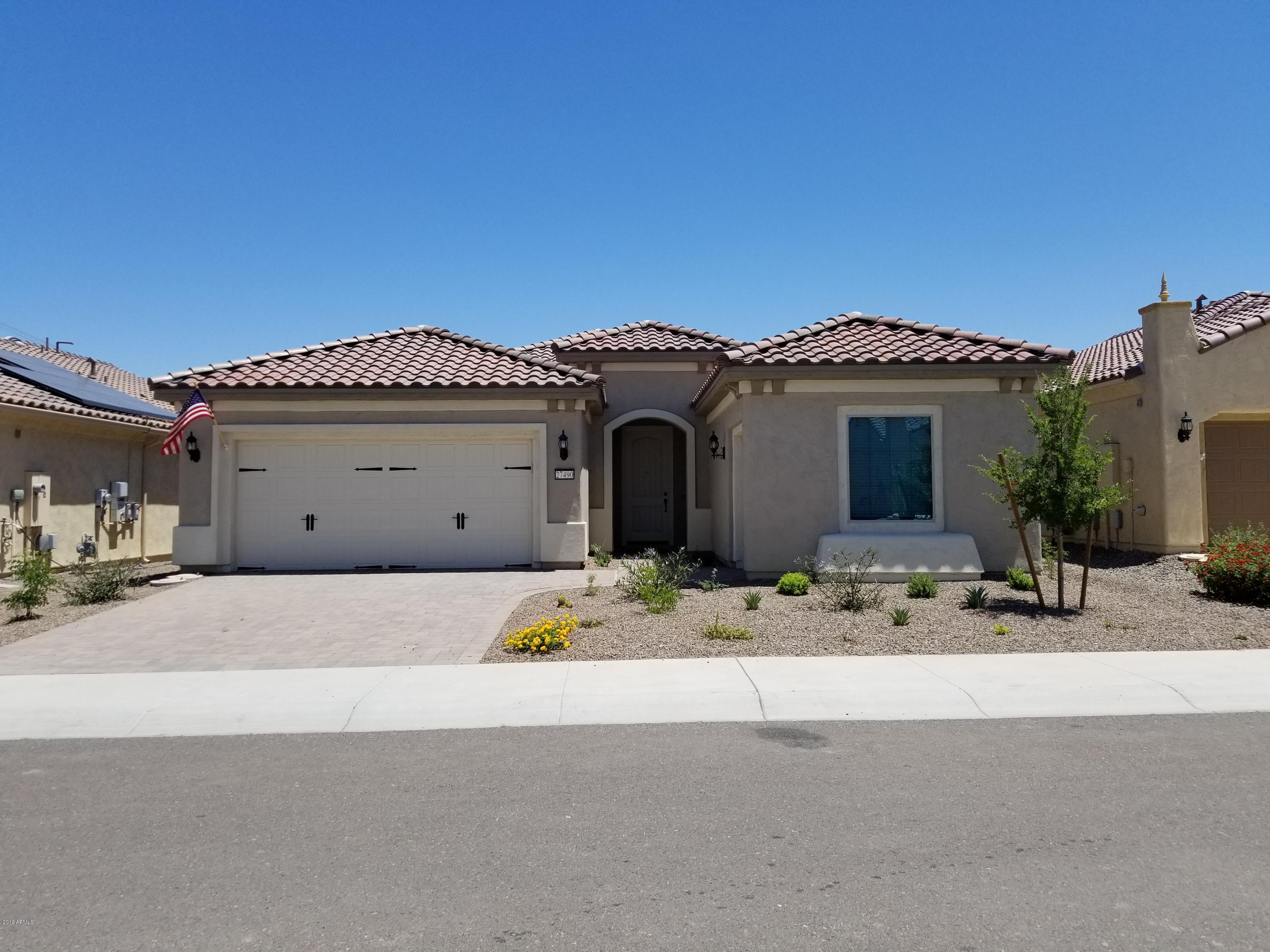 Photo of 27490 W MOHAWK Lane, Buckeye, AZ 85396