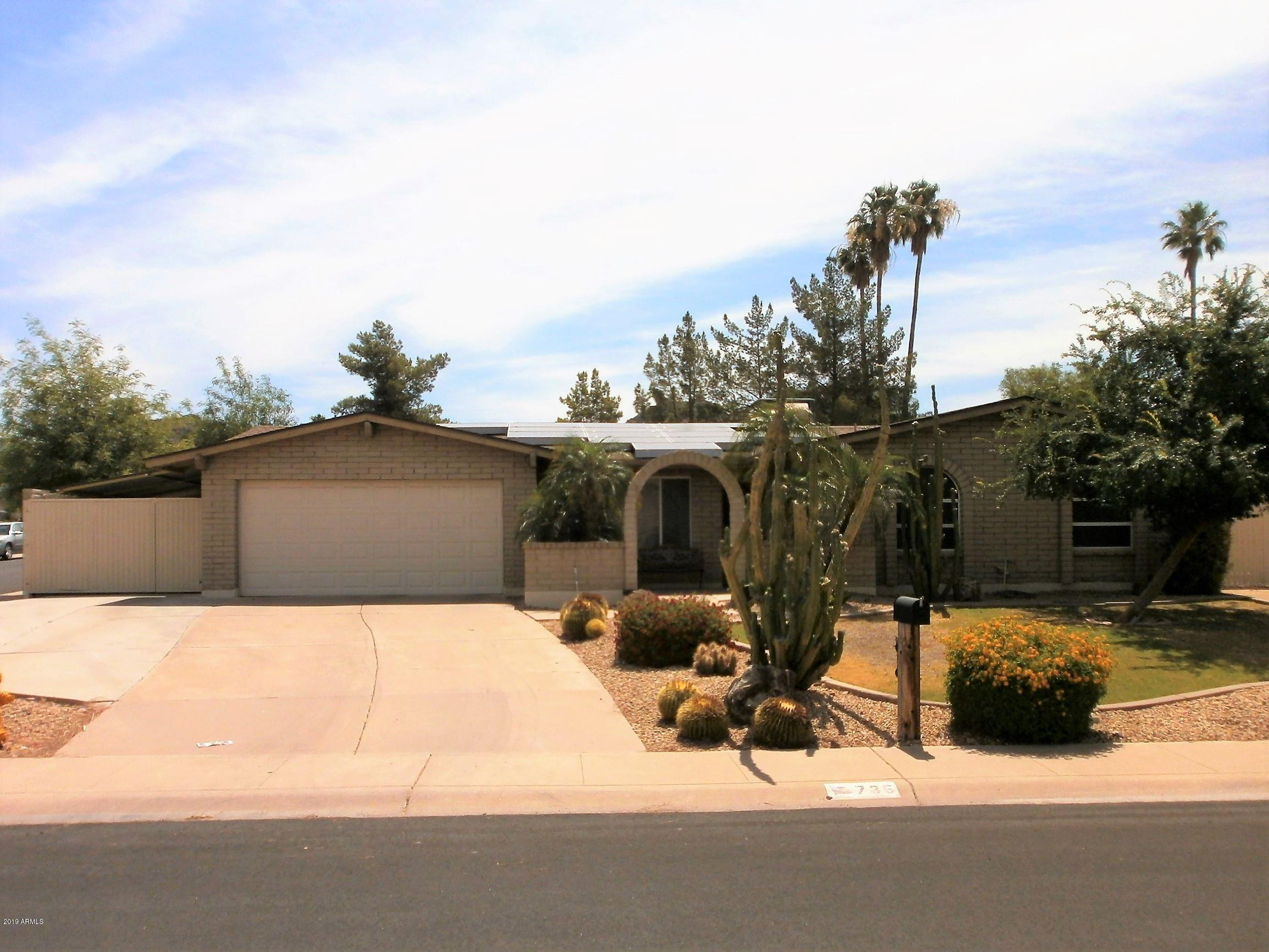 Photo of 735 E ACAPULCO Lane, Phoenix, AZ 85022