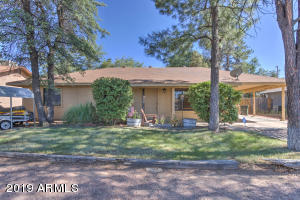 907 E Wagon Wheel Circle, Payson, AZ 85541