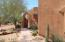 Rustic Courtyard Entry