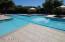 Huge pool for splashing or doing laps