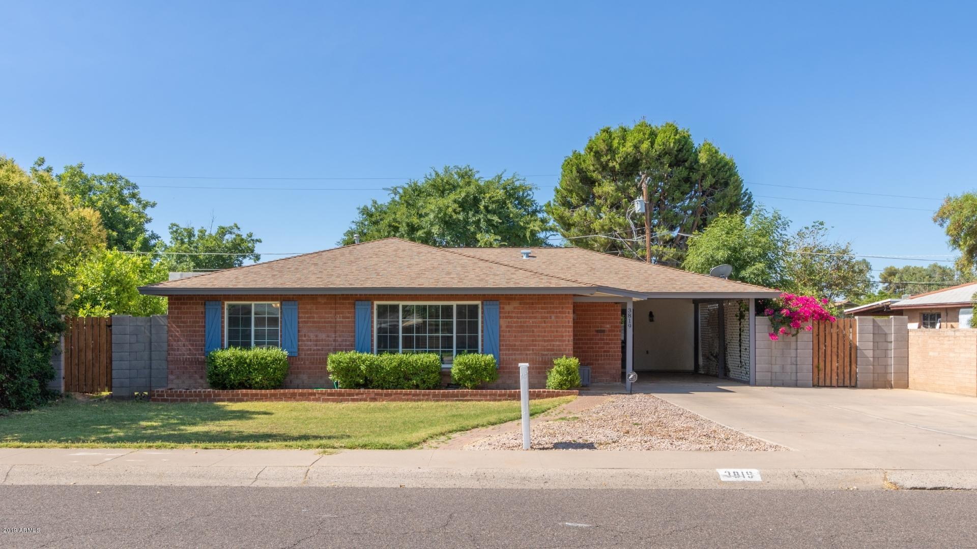 Photo of 3819 E FAIRMOUNT Avenue, Phoenix, AZ 85018