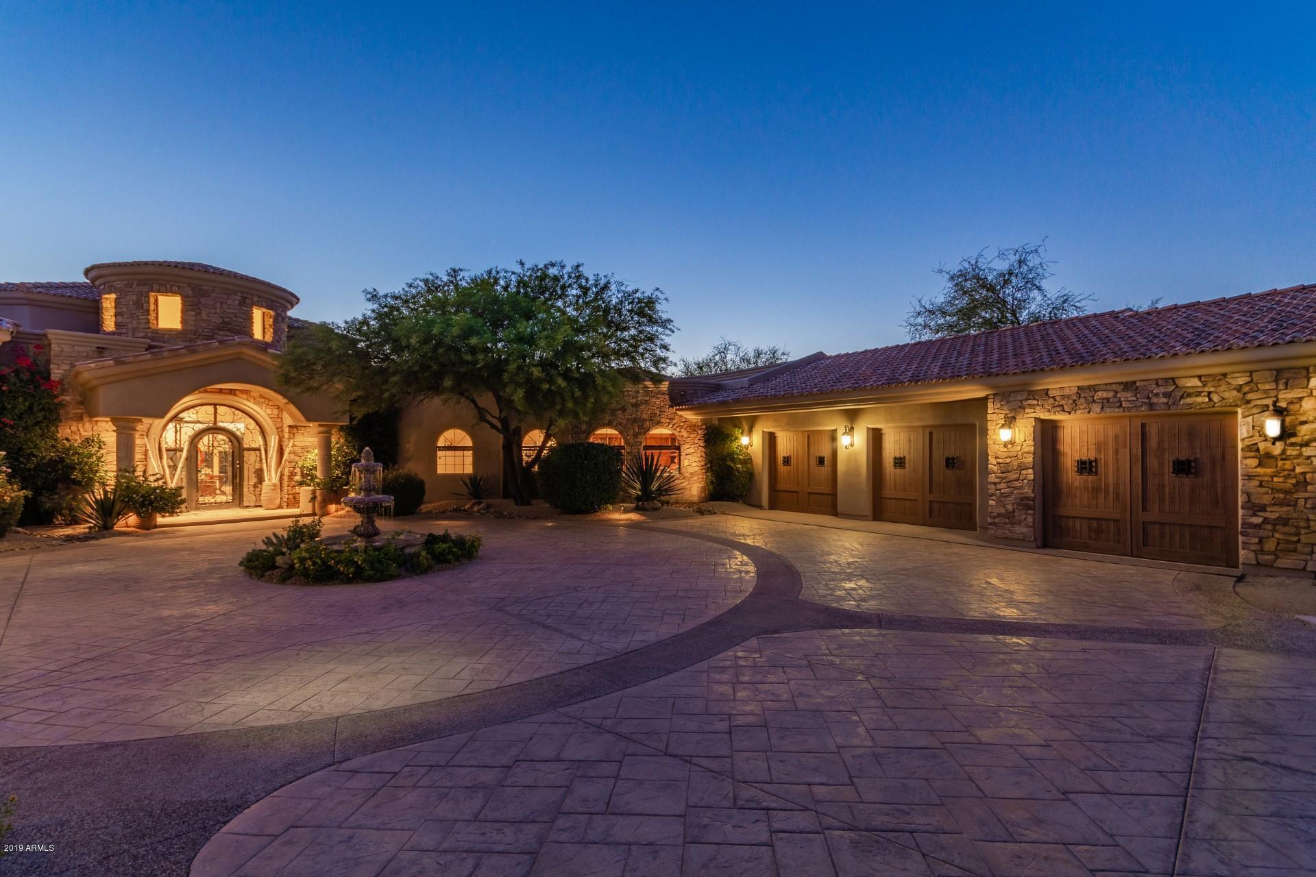 Photo of 10074 E Troon North Drive, Scottsdale, AZ 85262