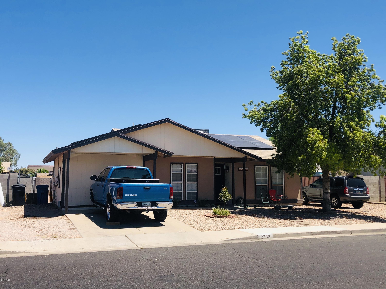 Photo of 2738 E HOLMES Avenue, Mesa, AZ 85204