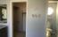 Walk-In Master Closet & Separate Toilet Room.
