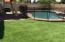 Gated Pebble Tech play pool with removable fencing!