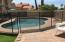 Both yard and pool have been professionally maintained.