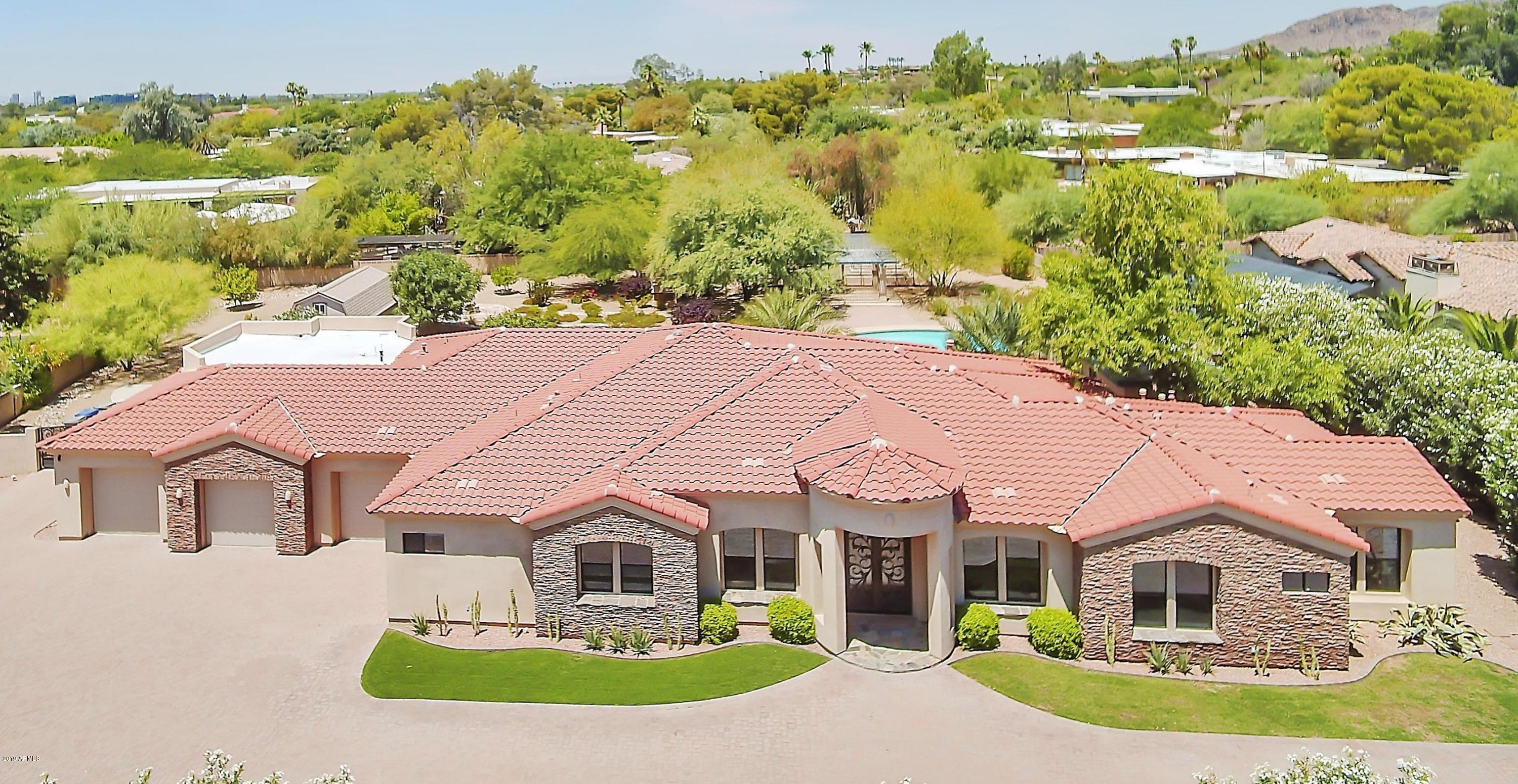 5648 N 40TH Street, Paradise Valley, Arizona