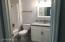 Guest bath - granite counters