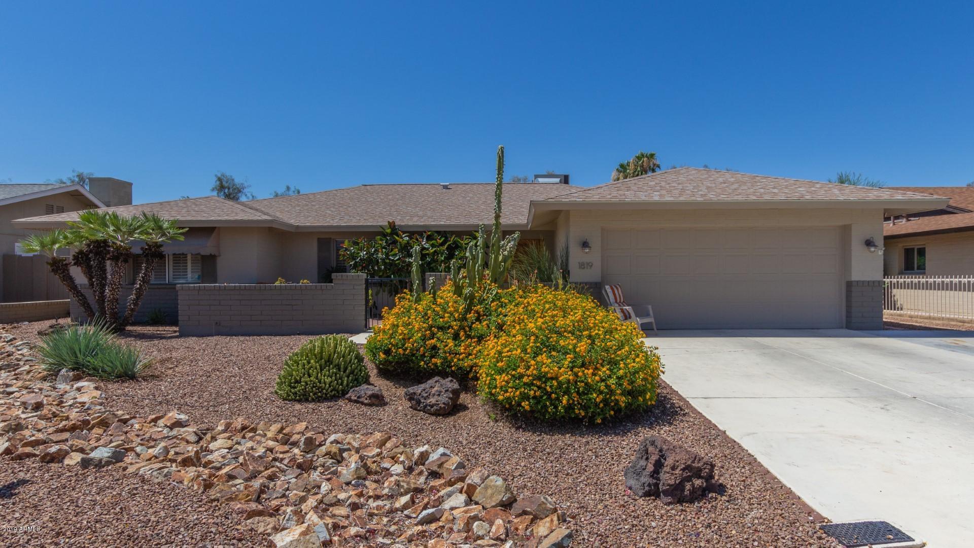 Photo of 1819 E YALE Drive, Tempe, AZ 85283