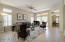 Great room concept is highly desired
