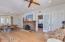 Original wood floors, trim, and doors