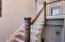 Stunning restored staircase