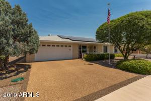 9622 W INDIAN HILLS Drive, Sun City, AZ 85351