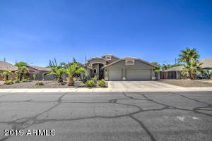Home offers N/S exposure, 13,250 square foot lot with Huge side yards and AC 3 car garage.