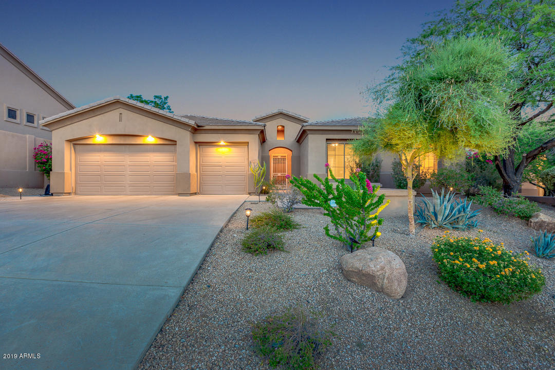 Photo of 10847 E Palm Ridge Drive, Scottsdale, AZ 85255