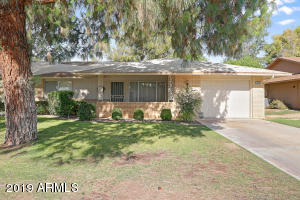 15454 N LAKEFOREST Drive, Sun City, AZ 85351