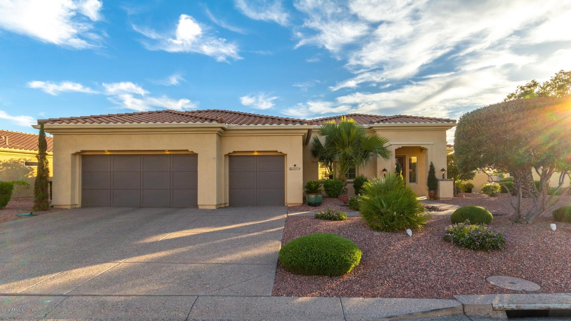 Photo of 22524 N DEL MONTE Court, Sun City West, AZ 85375