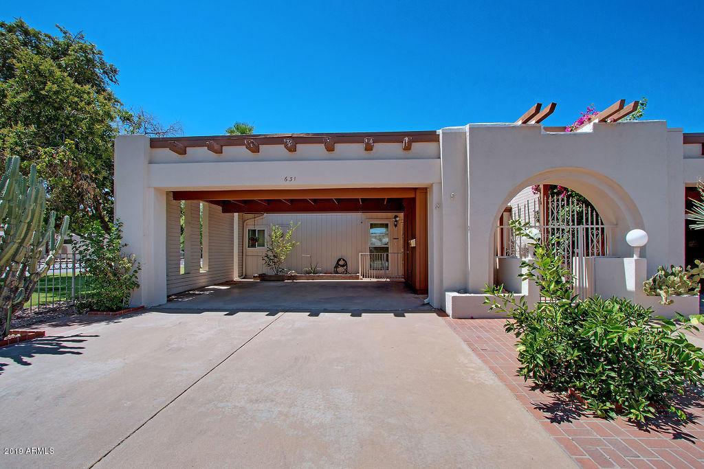 Photo of 631 E ROYAL PALM Square S, Phoenix, AZ 85020