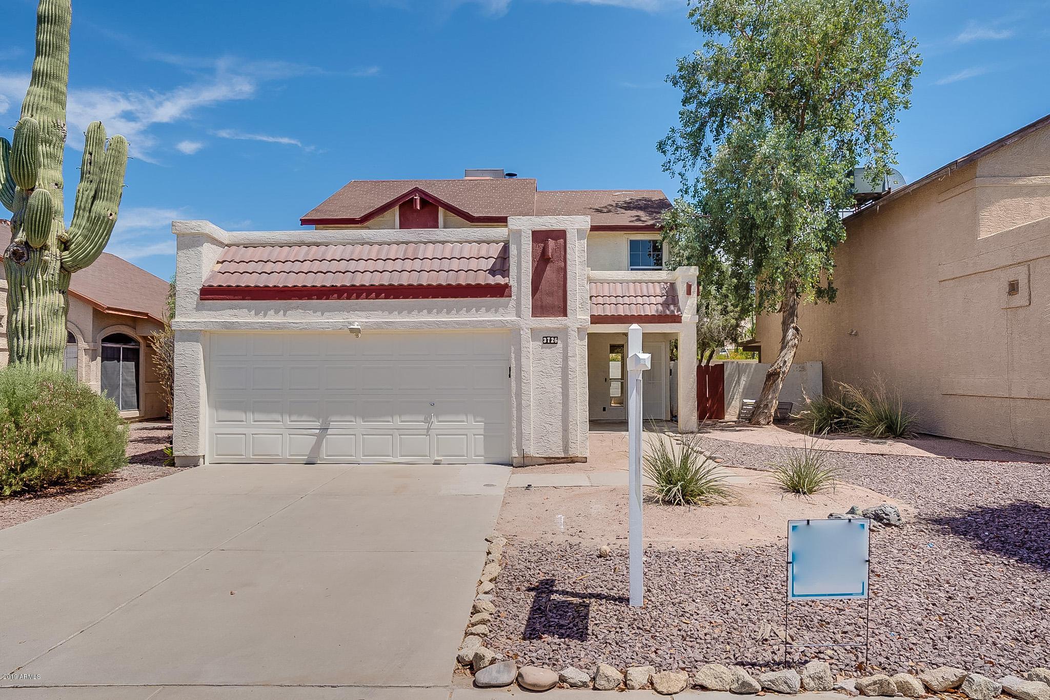 Photo of 3726 W IVANHOE Street, Chandler, AZ 85226