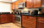 Soft Close drawers on these Super Upgraded Kitchen Cabinets.