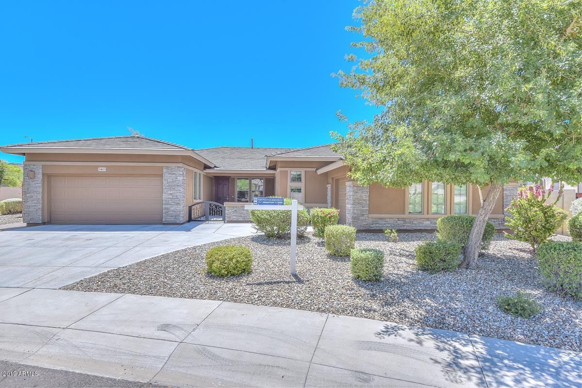 5803 W STRAIGHT ARROW Lane, Stetson Valley, Arizona