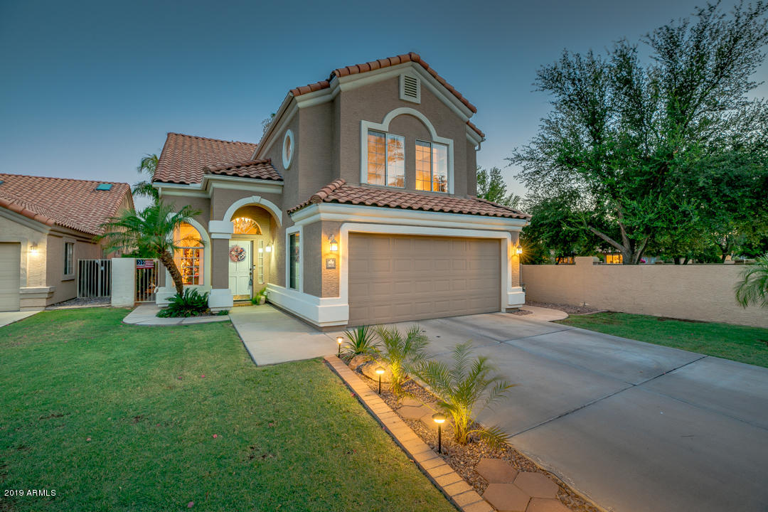 Photo of 1421 W CLEAR SPRING Drive, Gilbert, AZ 85233