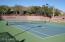 Persimmon Stadium Tennis Court