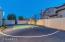 Sport Court w/ adjustable Hoop