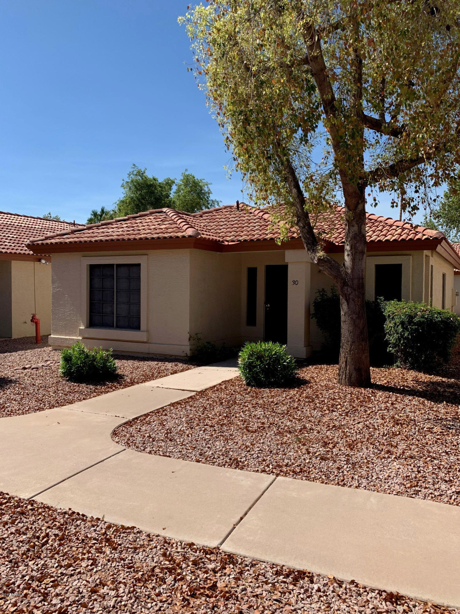 Photo of 1120 N VAL VISTA Drive #30, Gilbert, AZ 85234