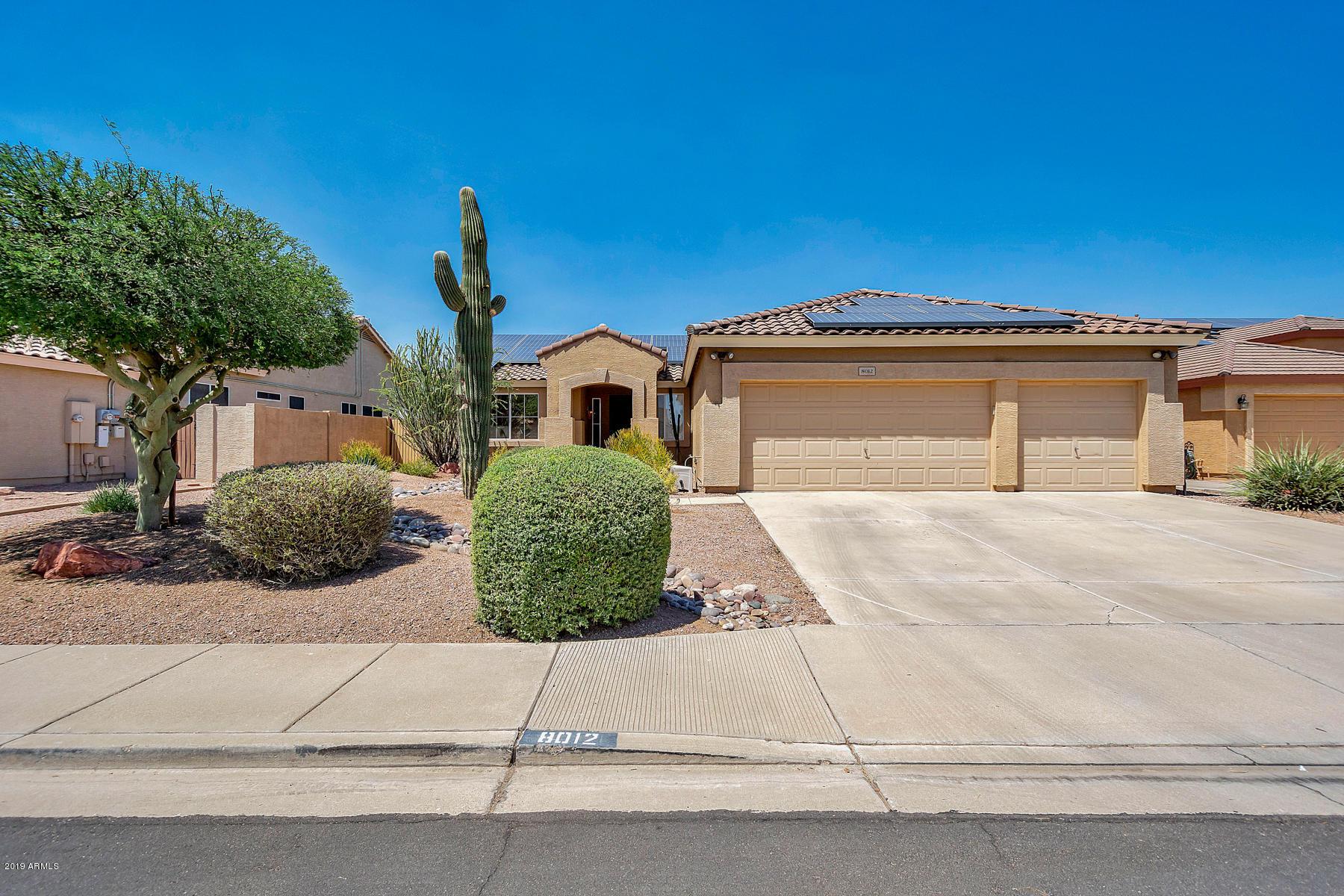 Photo of 8012 E OBISPO Avenue, Mesa, AZ 85212