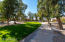 Park setting provides a great place for walking or just enjoying the outdoors.
