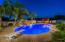 Huge gated pool area