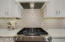 Gourmet Kitchen Aid gas cook top