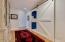 Barn doors to laundry room