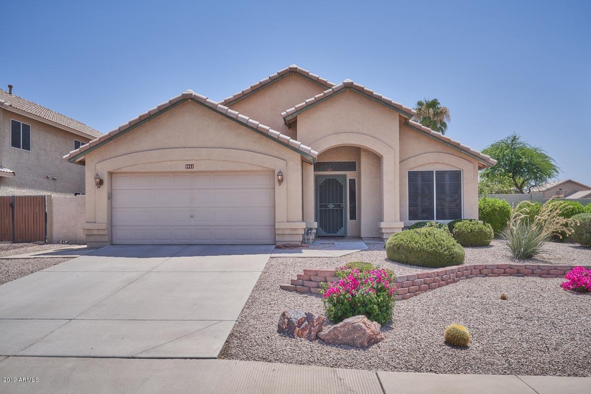 Photo of 2661 S ATHENA --, Mesa, AZ 85209