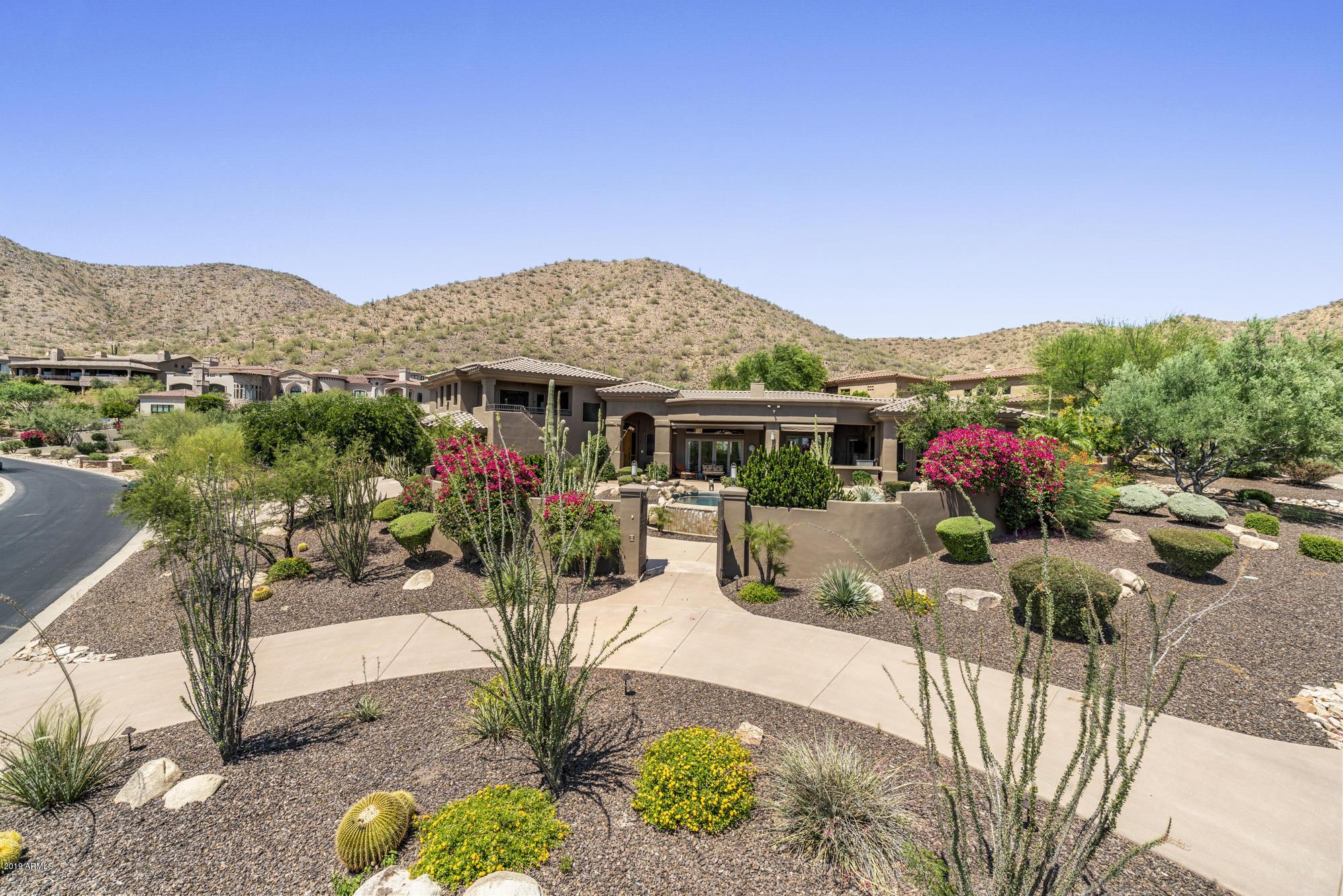 Photo of 11904 E DESERT TRAIL Road, Scottsdale, AZ 85259