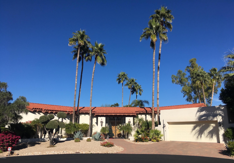Photo of 8262 E VISTA DE VALLE --, Scottsdale, AZ 85255