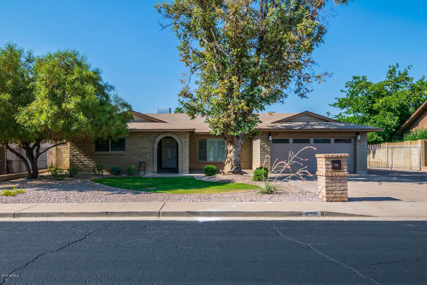 Photo of 649 W Vaughn Street, Tempe, AZ 85283