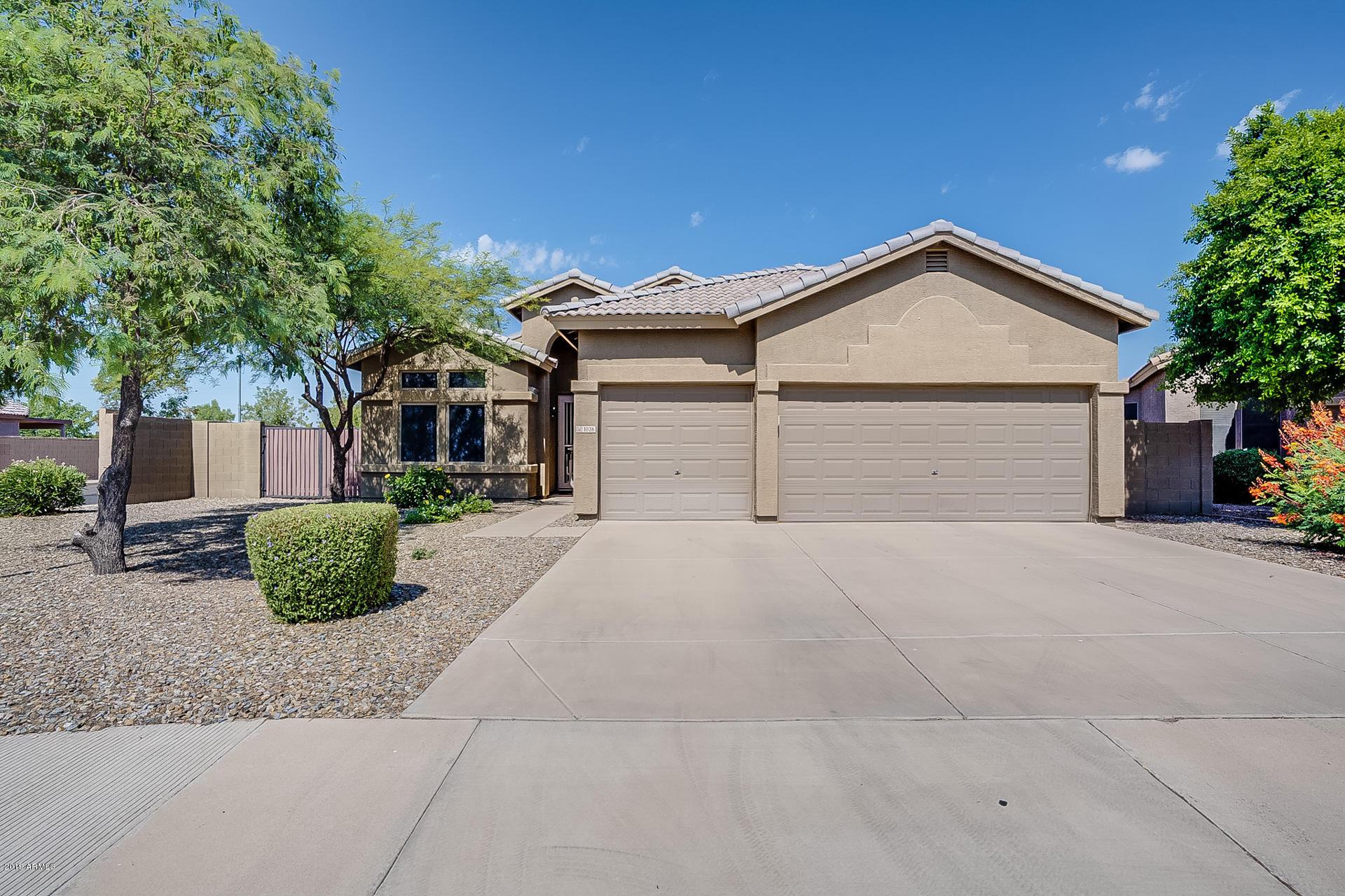 Photo of 1026 S Valle Verde --, Mesa, AZ 85208
