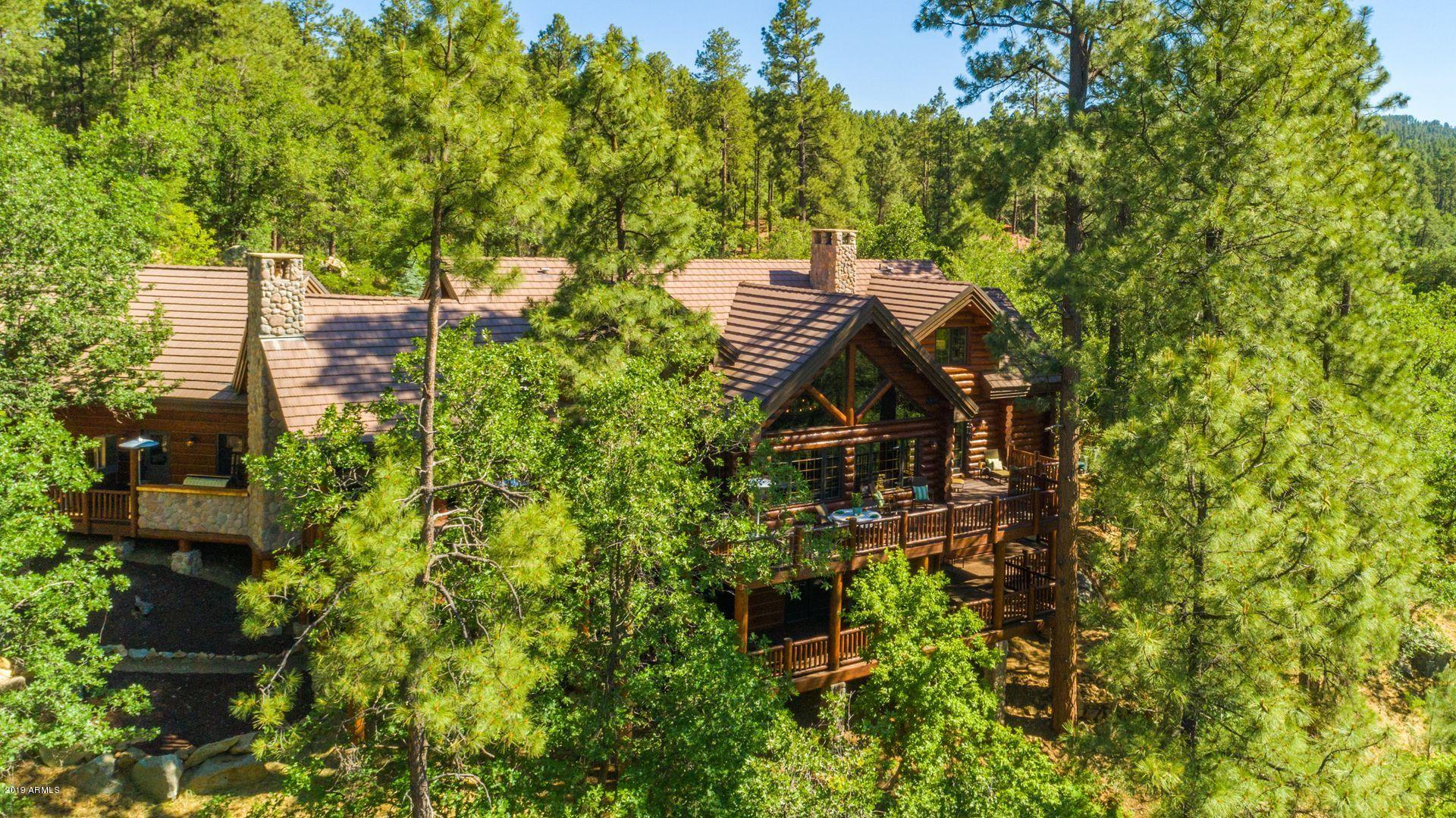 1365 S HIGH VALLEY RANCH Road, Prescott, Arizona