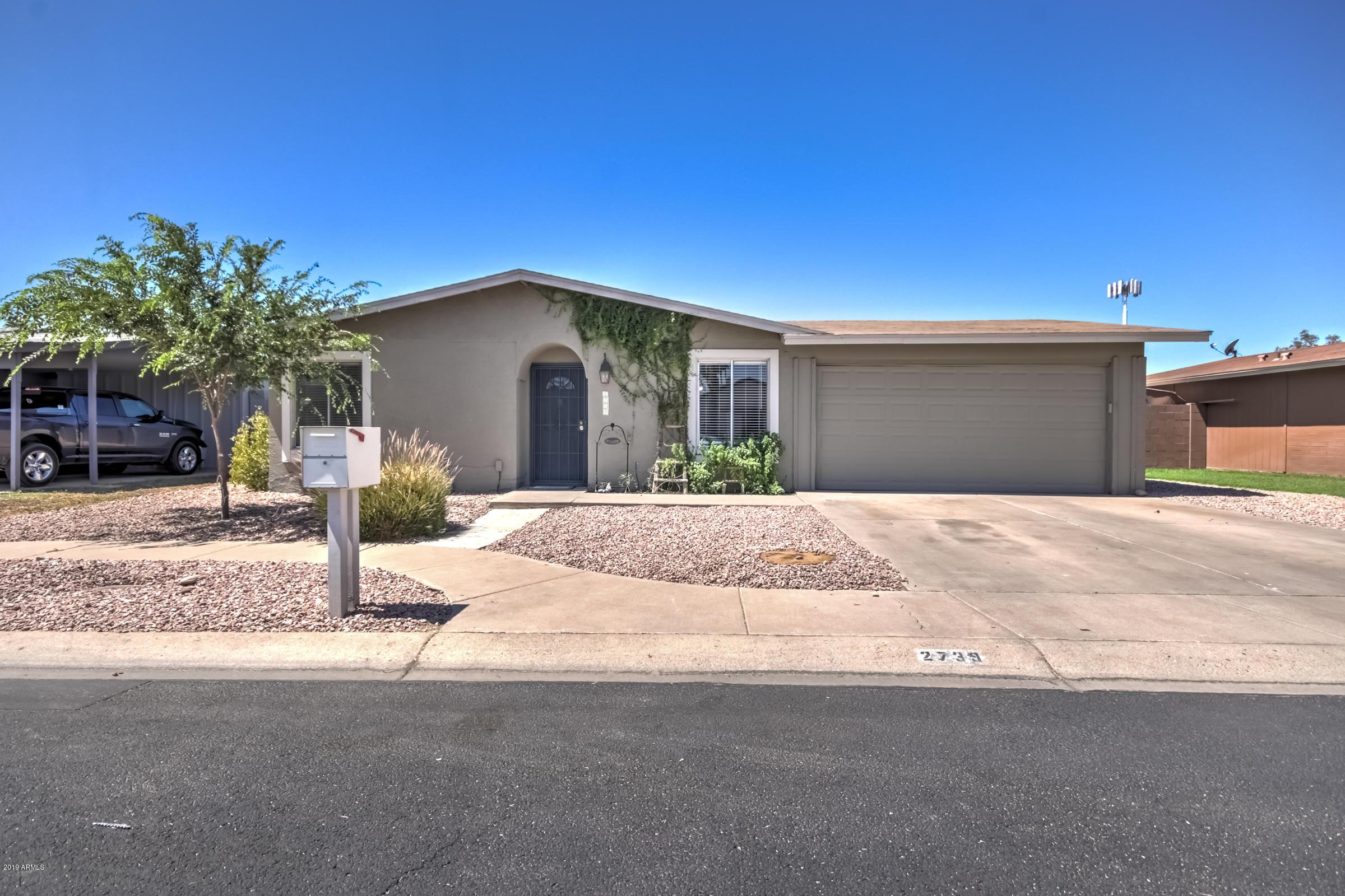 Photo of 2739 W JACINTO Circle, Mesa, AZ 85202