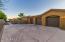 Garage entries to house garage