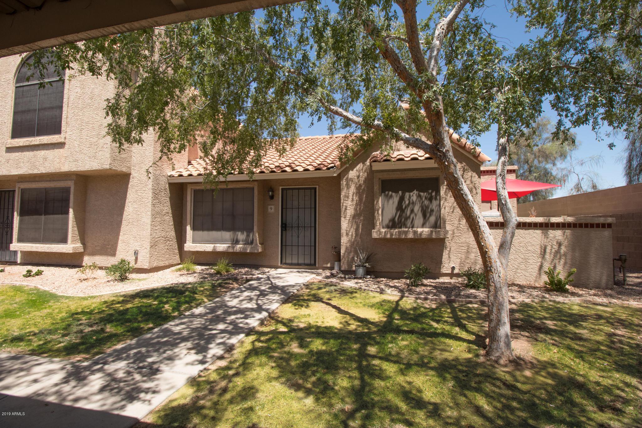 Photo of 3491 N ARIZONA Avenue #9, Chandler, AZ 85225