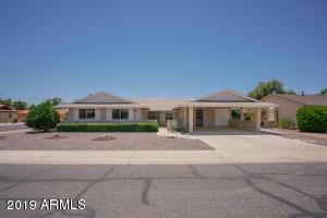 11001 W CINNEBAR Avenue, Sun City, AZ 85351