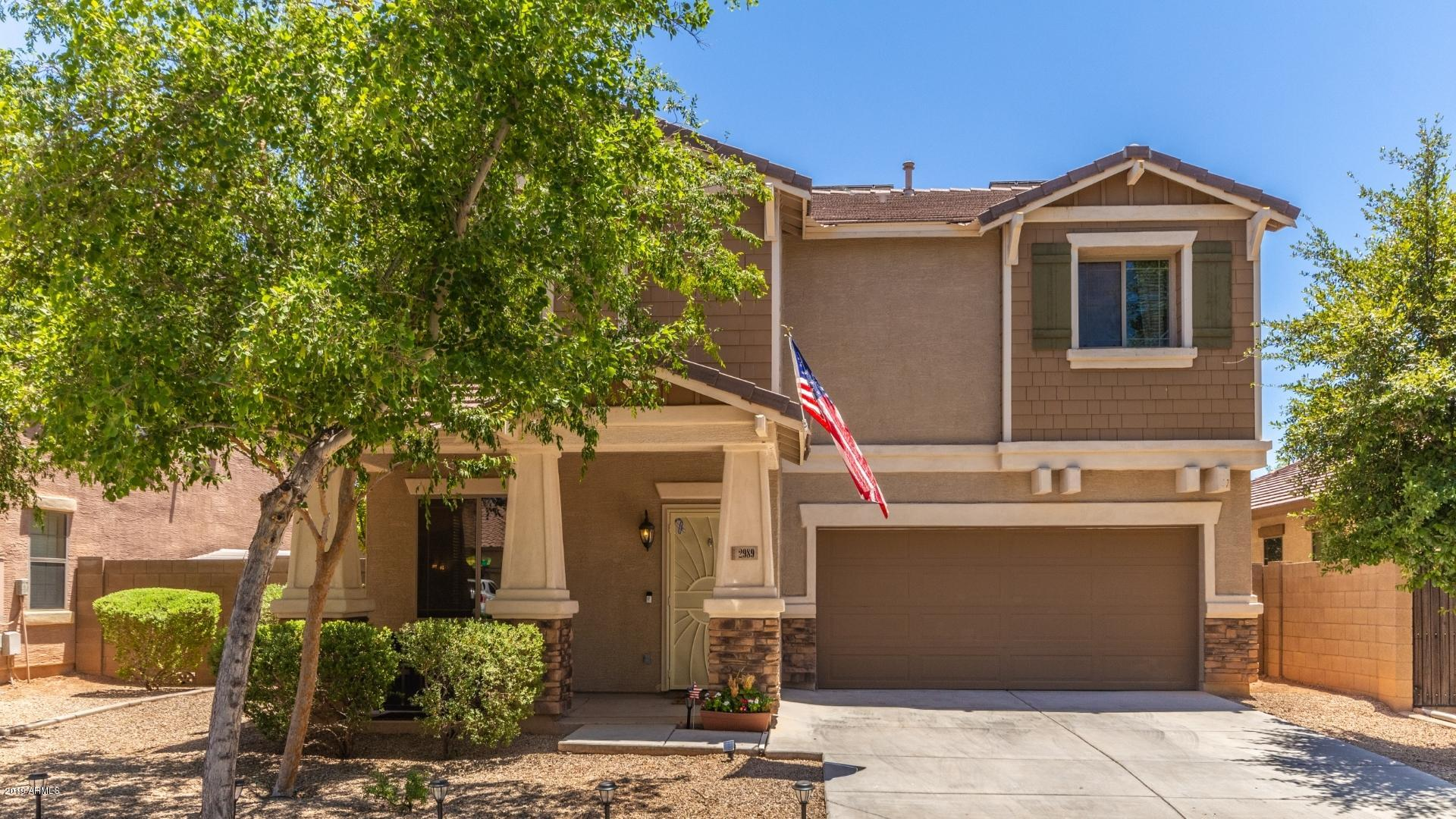 Photo of 2989 E DUBLIN Street, Gilbert, AZ 85295