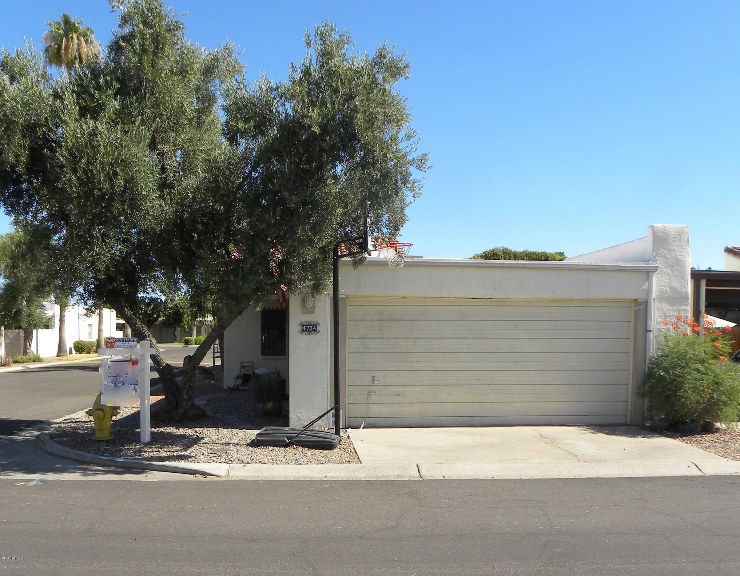 Photo of 4734 W PALMAIRE Avenue, Glendale, AZ 85301