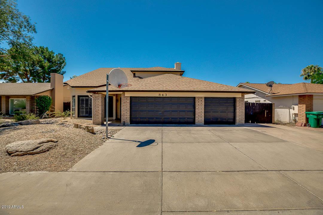 Photo of 843 W PLATA Avenue, Mesa, AZ 85210