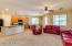 Great Open Concept for easy Entertainment. Sweet Natural Lighting. Neutral Colors.